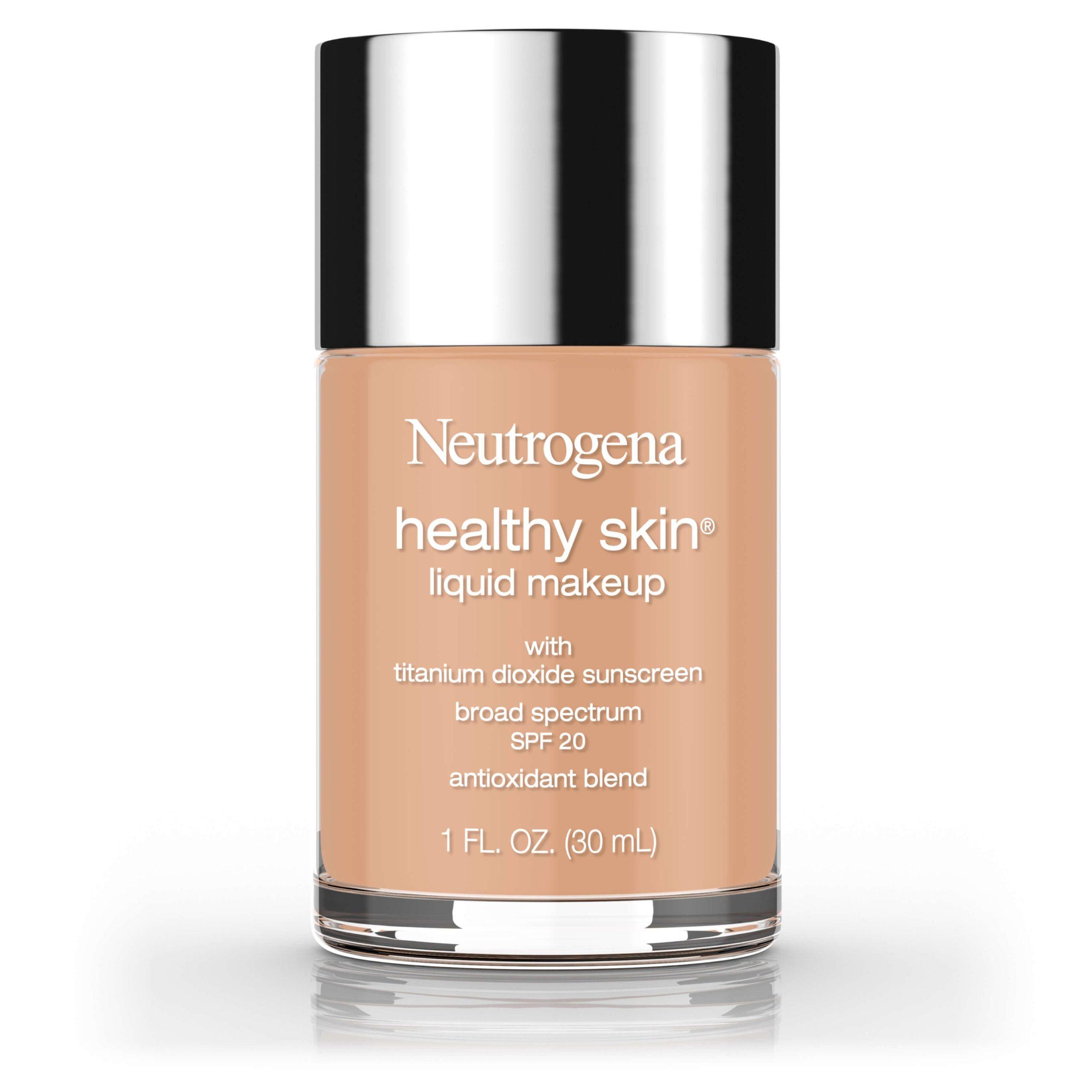 Healthy Skin Liquid Makeup Spf 20 - Fresh Beige