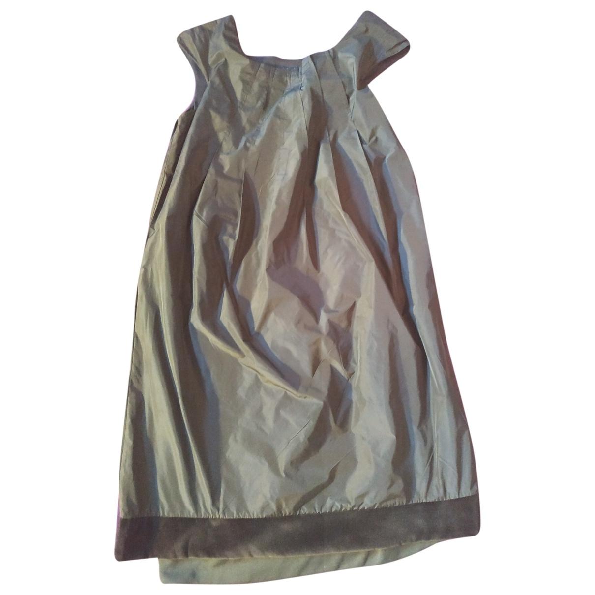 Max Mara 's \N Brown dress for Women S International