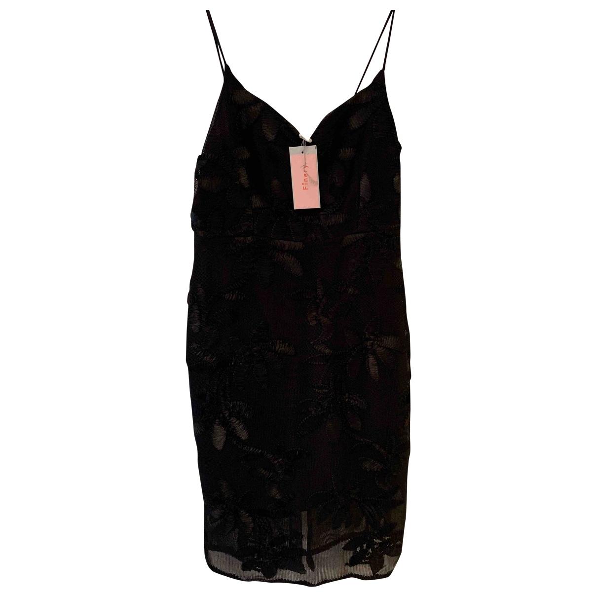 Finery - Robe   pour femme - noir