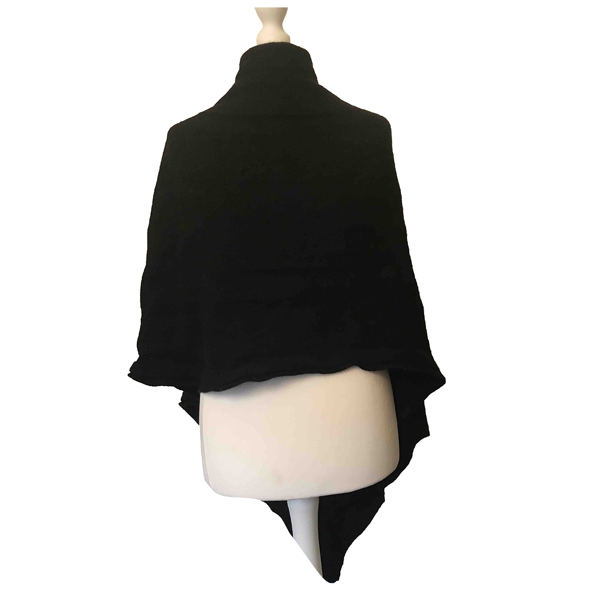 Marc Cain \N Black Wool jacket for Women One Size FR