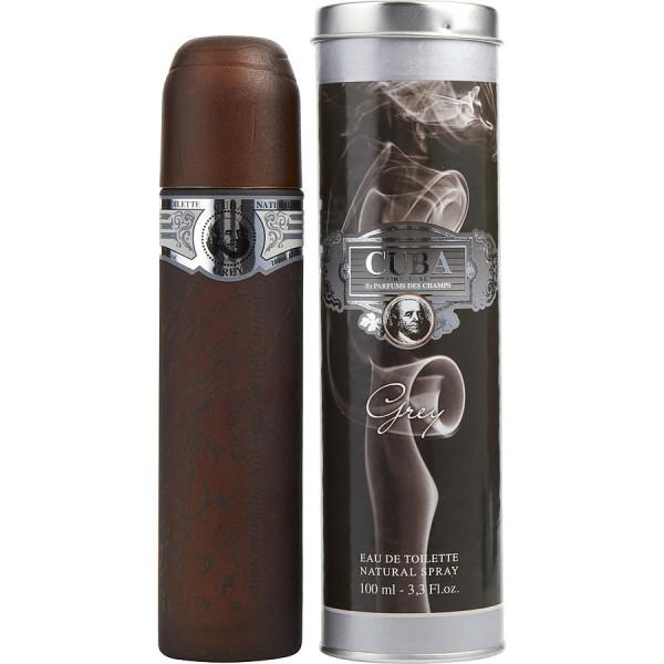 Cuba Grey - Fragluxe Eau de toilette en espray 100 ML