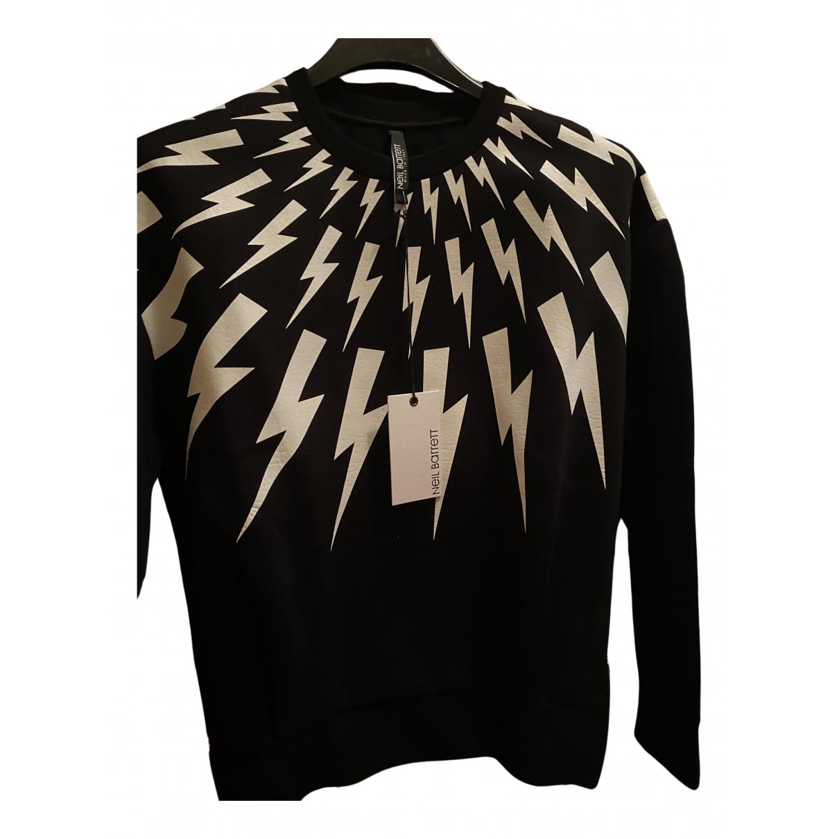 Neil Barrett \N Black Cotton Knitwear & Sweatshirts for Men S International