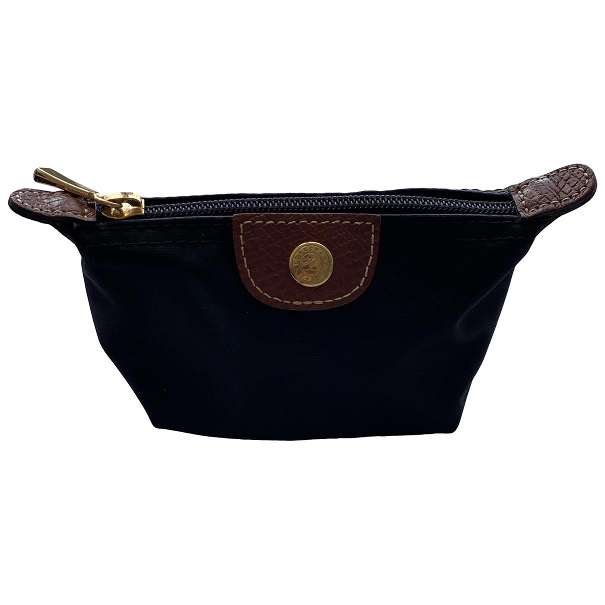 Longchamp - Portefeuille   pour femme en autre - noir