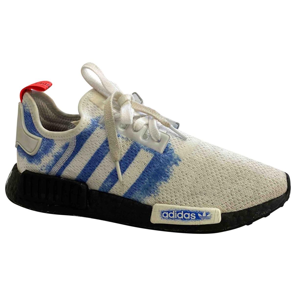 Adidas - Baskets Nmd pour homme en toile