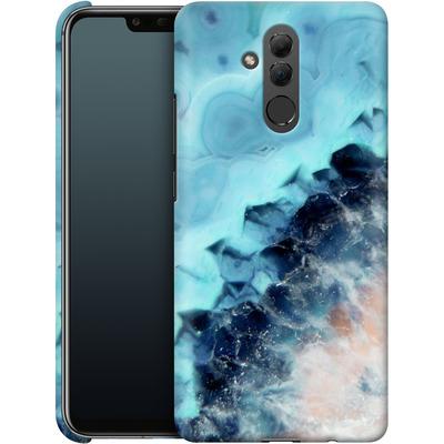 Huawei Mate 20 Lite Smartphone Huelle - Ocean Agate von Emanuela Carratoni