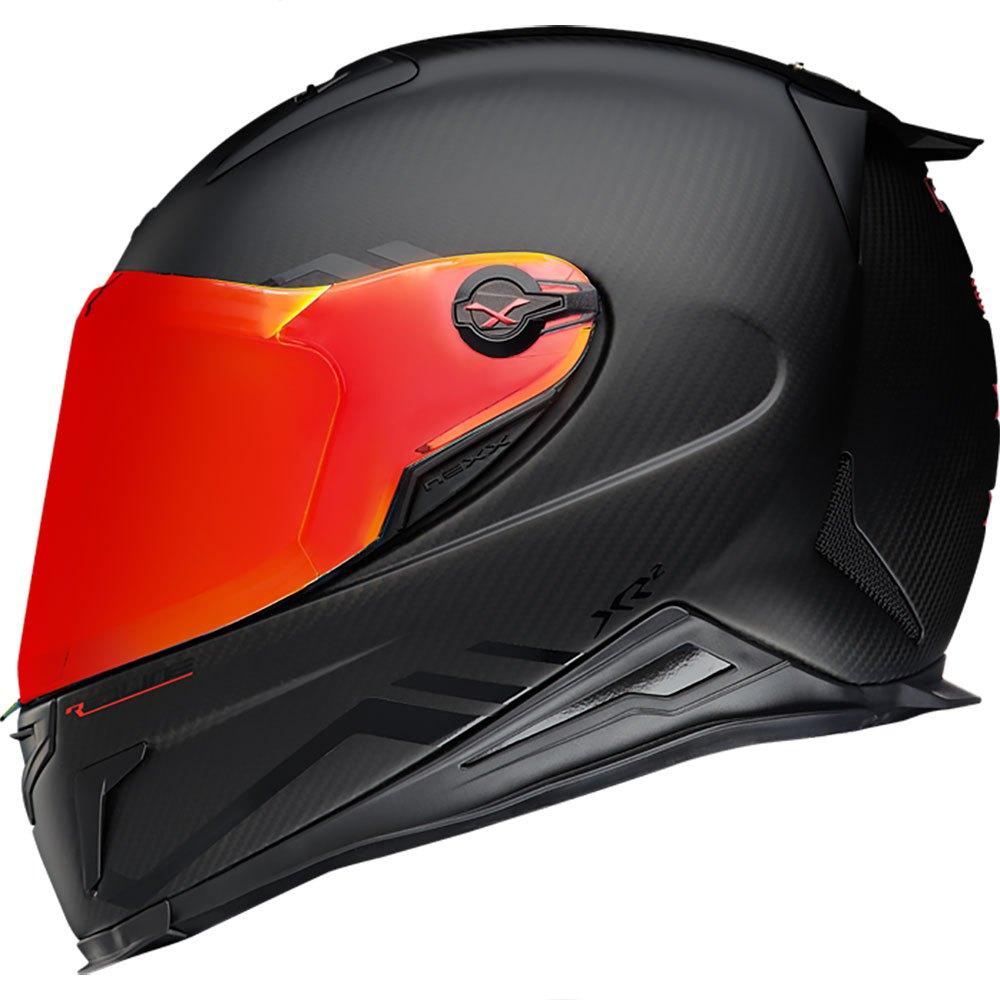 Nexx X.R2 Redline Black Matt Full Face Helmet M