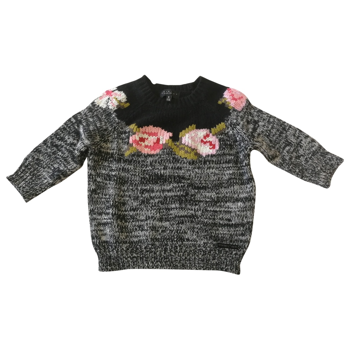 Twin Set \N Multicolour Wool Knitwear for Kids 6 years - up to 114cm FR