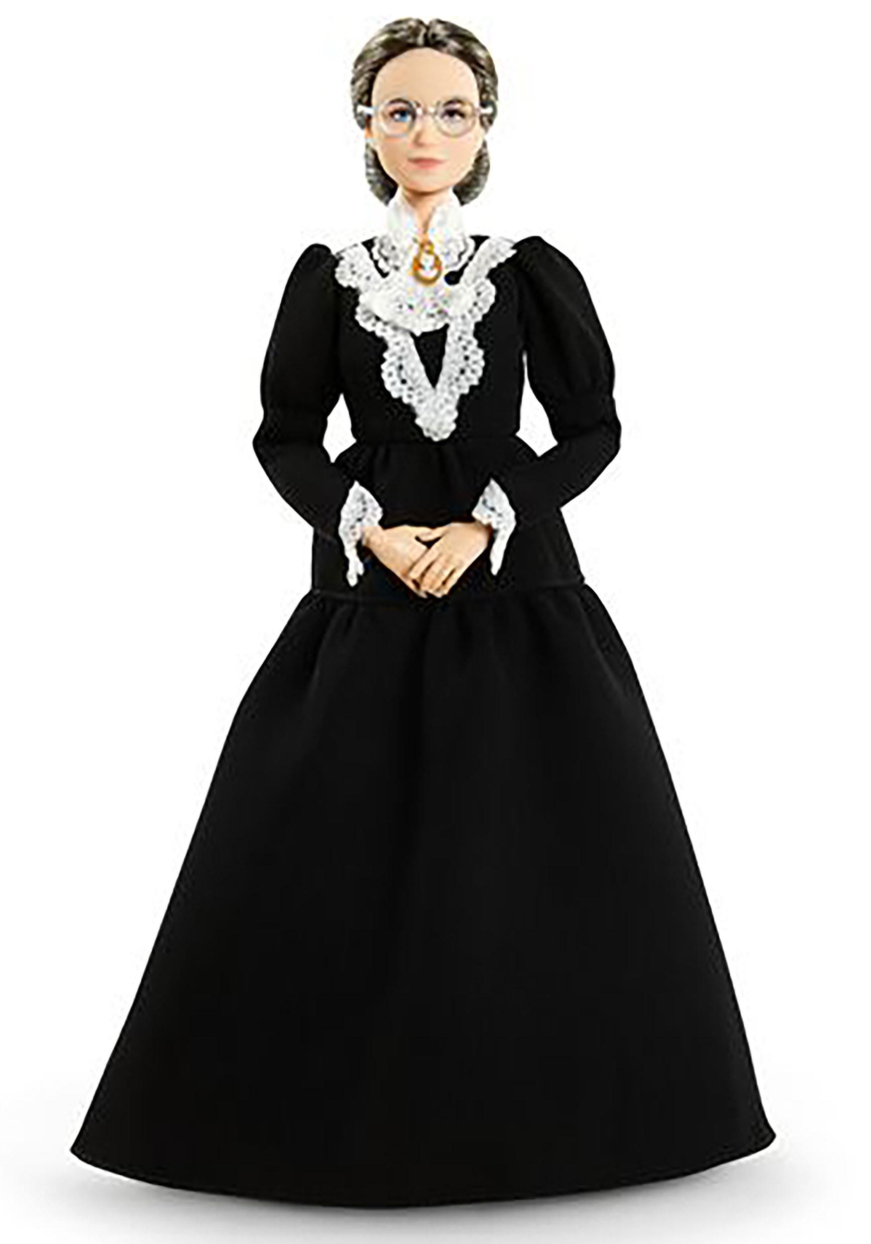 Barbie Inspiring Woman Susan B Anthony Doll