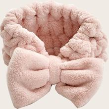 Haarband mit Schleife Dekor