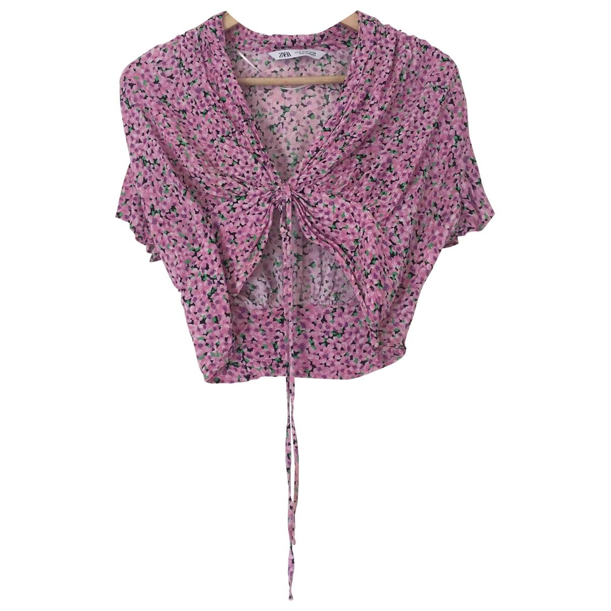 Zara \N Multicolour  top for Women M International