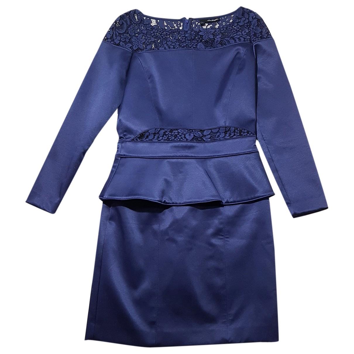 The Kooples \N Blue Cotton dress for Women S International