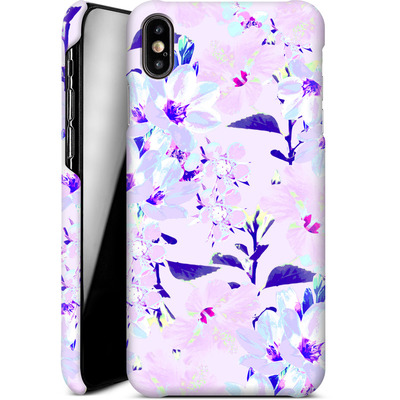 Apple iPhone XS Max Smartphone Huelle - Hyper Garden von Zala Farah