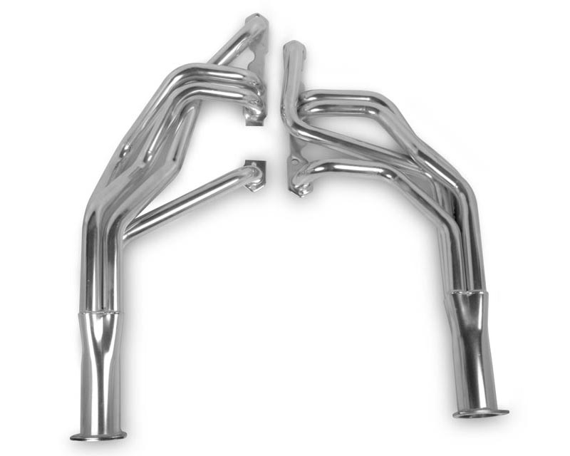 Hooker 2122-1HKR Super Competition Long Tube Header - Ceramic Coated Chevrolet Chevy II 1963-1967