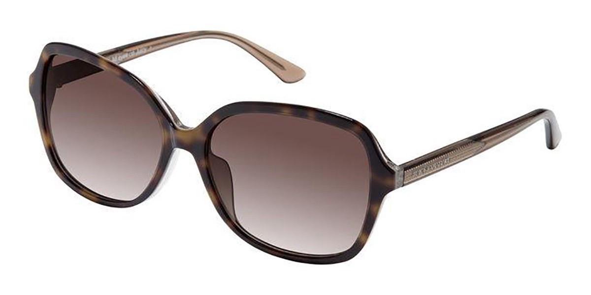 Juicy Couture JU 611/G/S 086/HA Women's Sunglasses Tortoise Size 58