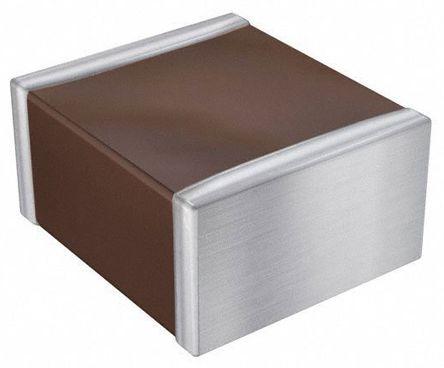 AVX , 2220 (5650M) 10μF Multilayer Ceramic Capacitor MLCC 50V dc ±10% , SMD 22205C106KAZ2A (500)