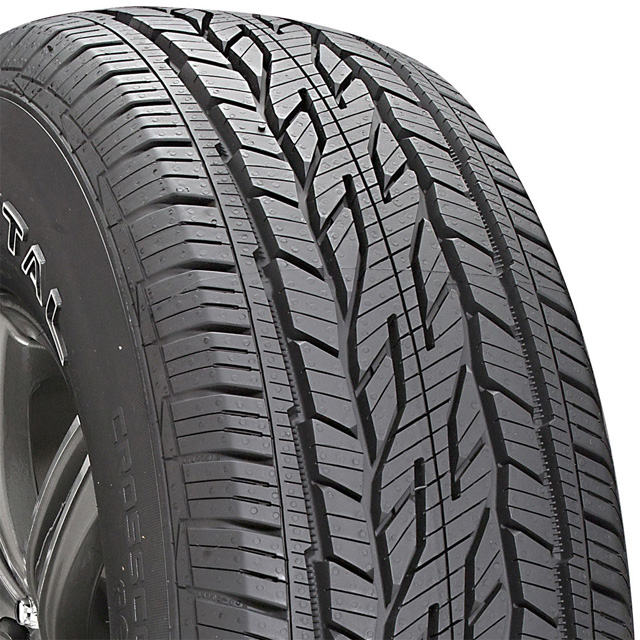 Continental 15499350000 Cross Contact LX 20 255 /55 R20 107H SL BSW GM