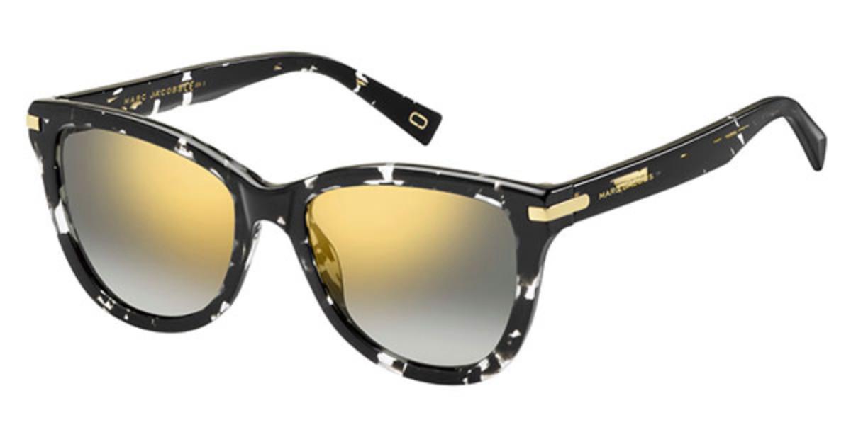 Marc Jacobs MARC 187/S 9WZ/9F Women's Sunglasses Tortoise Size 54