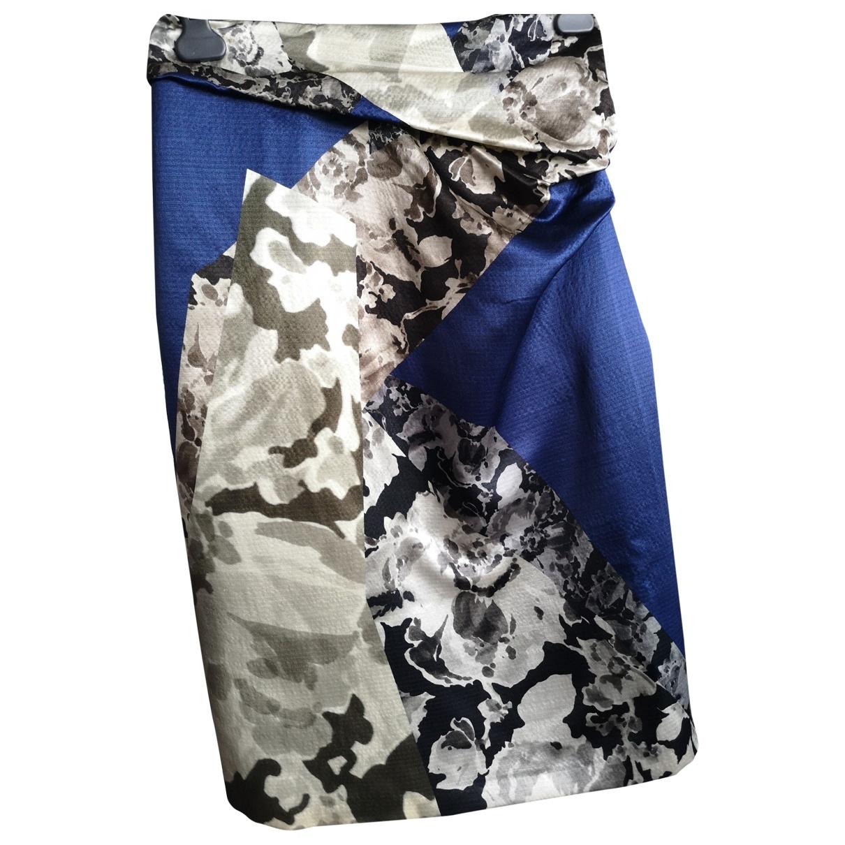 Dries Van Noten \N Wool skirt for Women 36 FR
