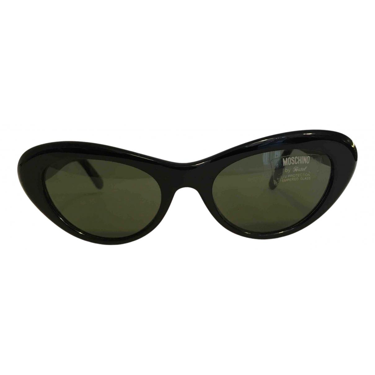 Moschino N Black Sunglasses for Women N