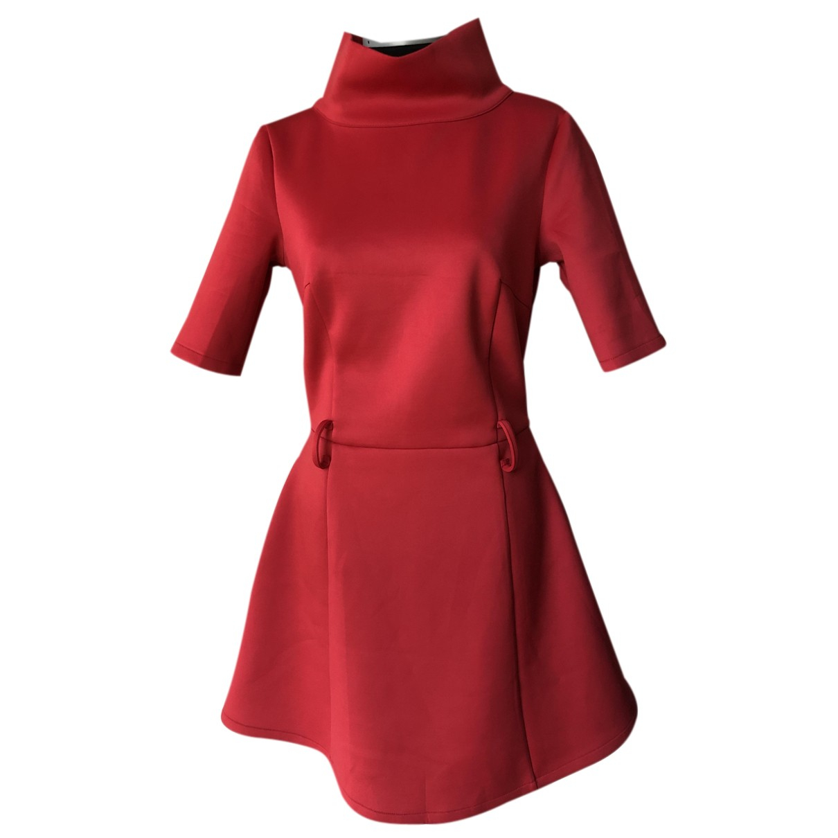 Non Signé / Unsigned N Red dress for Women 42 IT