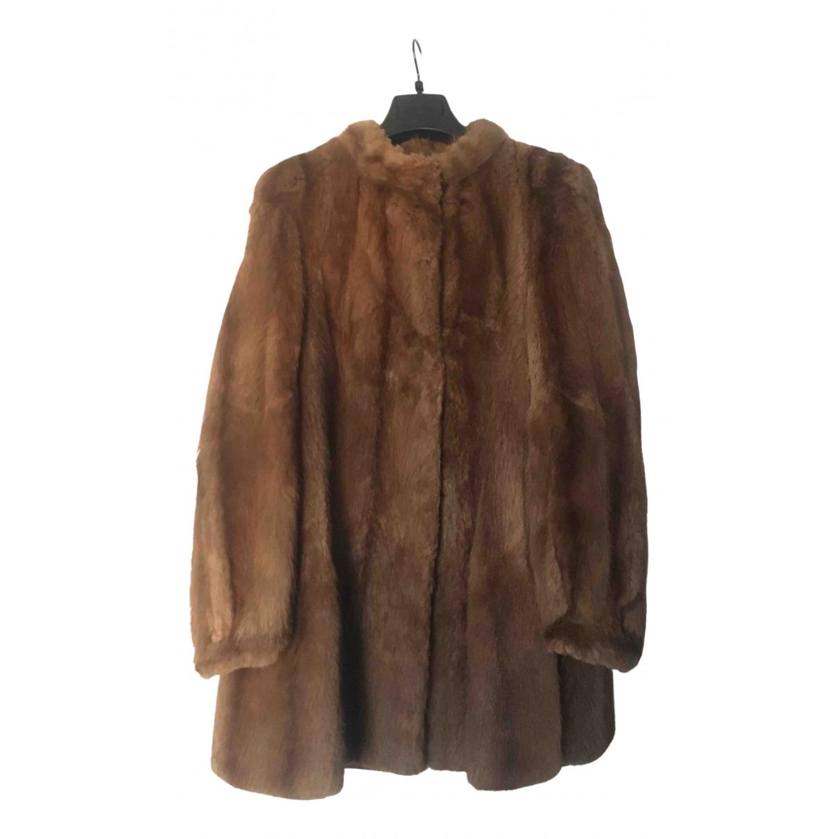 - Manteau   pour femme en vison