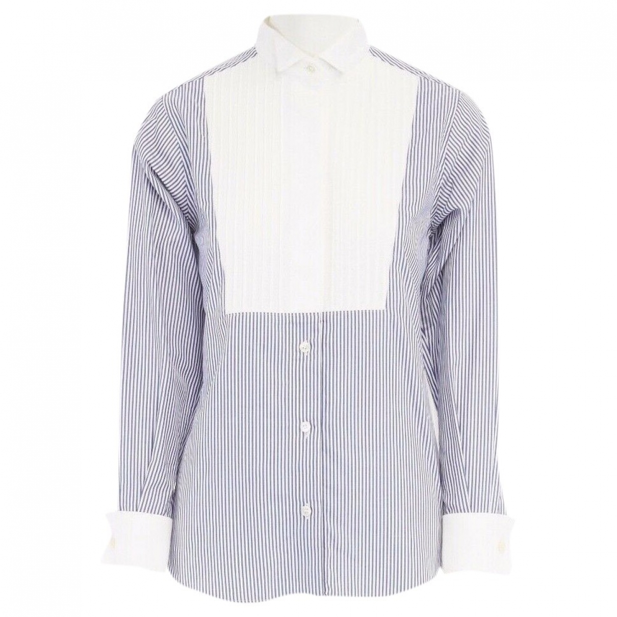 Sacai \N Blue Cotton  top for Women 2 US