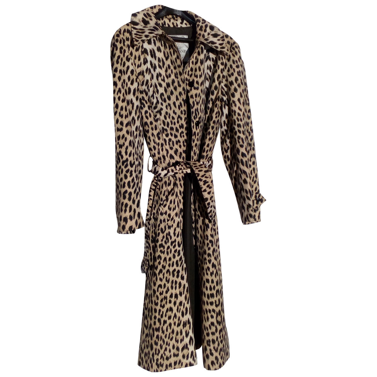 Non Signé / Unsigned \N Trench coat for Women 42 FR