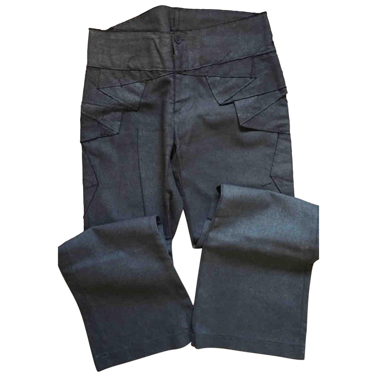 Pantalon recto Issey Miyake