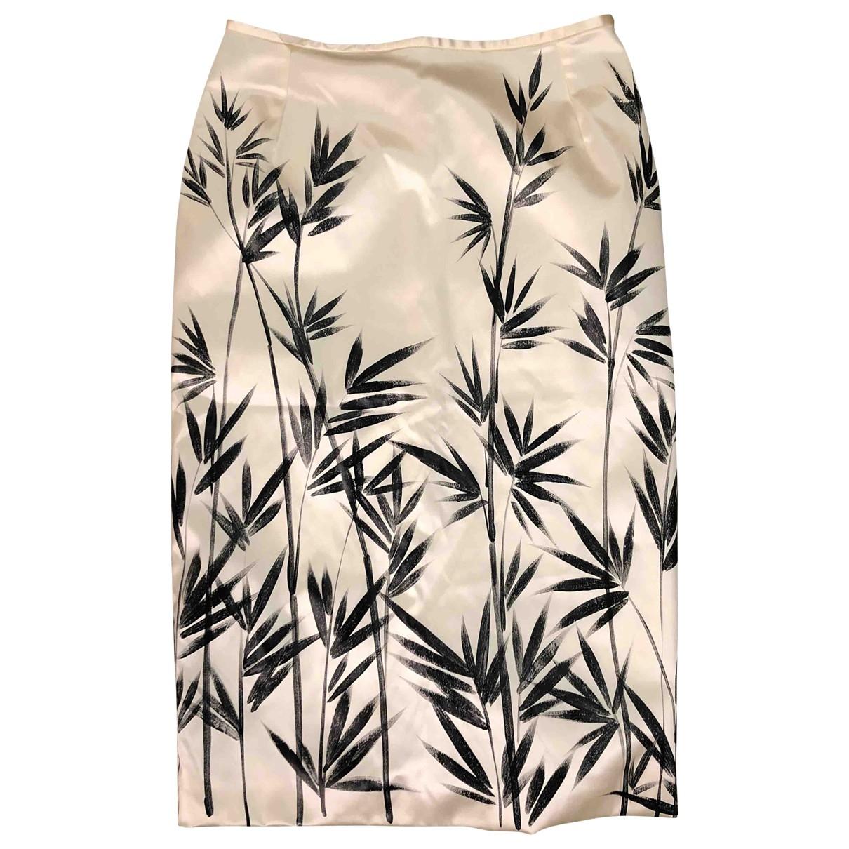 Dolce & Gabbana \N Beige skirt for Women 38 FR