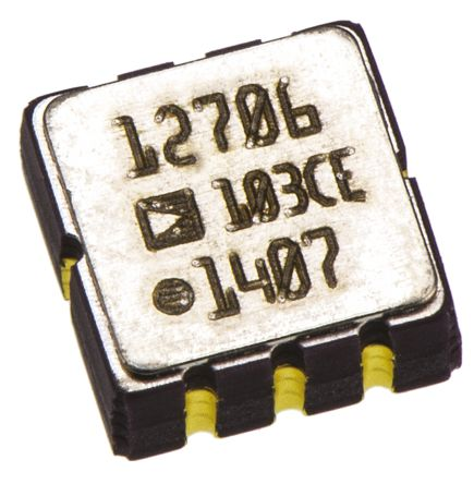 Analog Devices ADXL103CE , Accelerometer, 8-Pin CLCC
