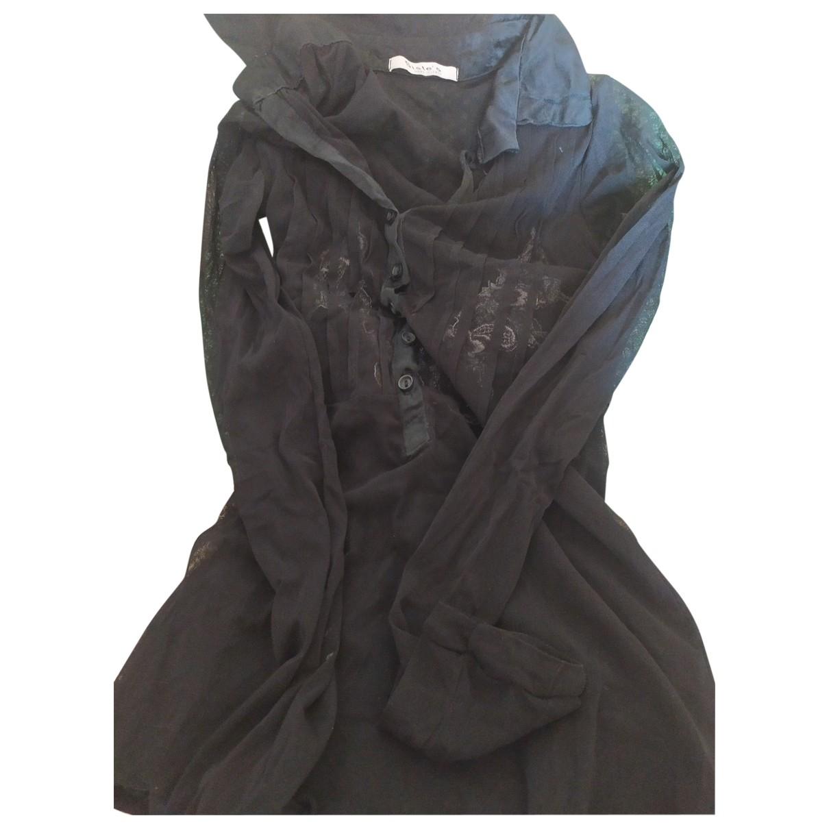 Sistes \N Black Knitwear for Women One Size IT