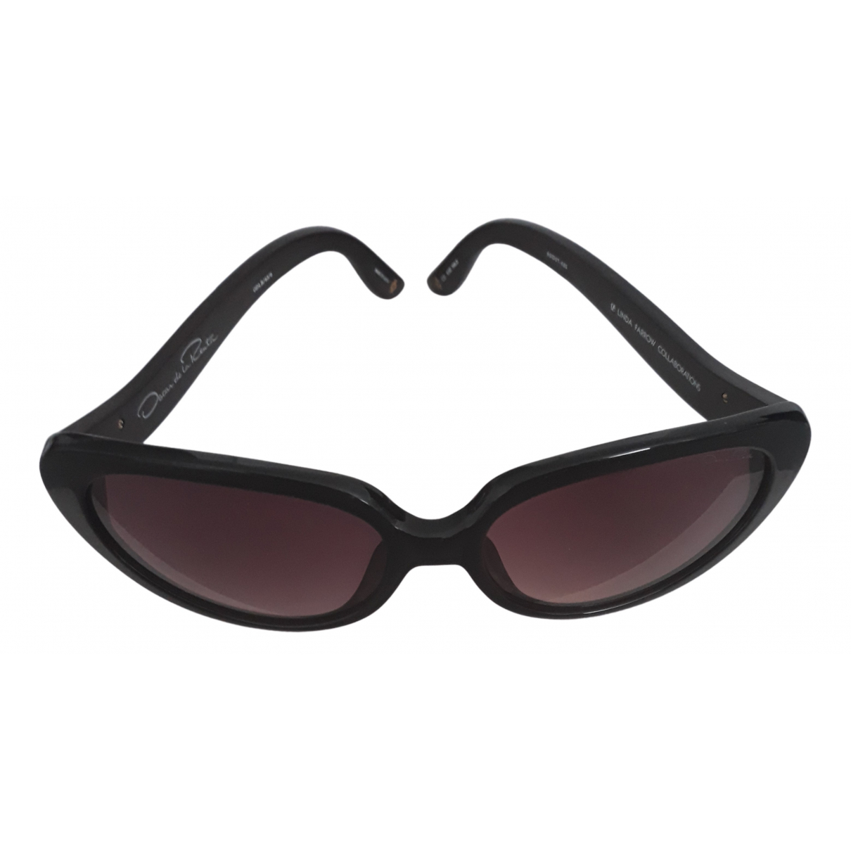 Oscar De La Renta \N Sonnenbrillen Schwarz