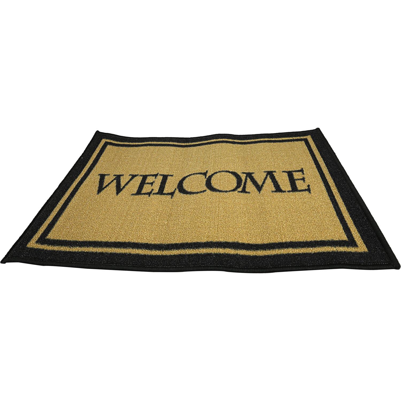 Ottomanson Doormat Collection Rectangular DOR65041-20X30