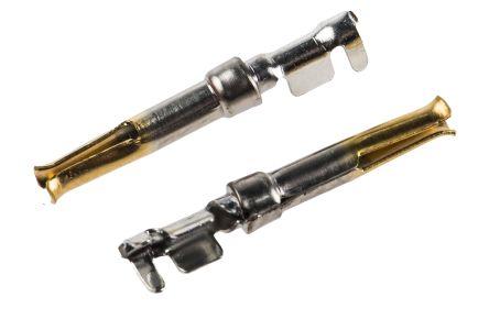 Provertha TMC Series Female Crimp D-sub Connector Contact Signal, 26 → 20 AWG (100)