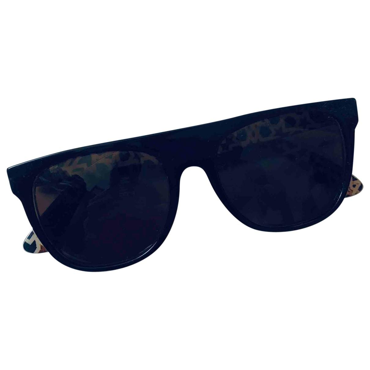 Retrosuperfuture \N Black Sunglasses for Women \N