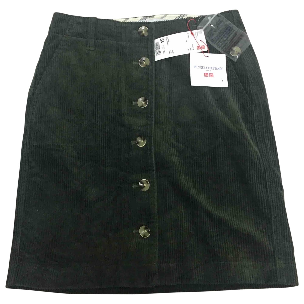 Mini falda Uniqlo