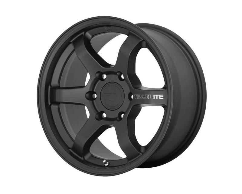 Motegi Trailite Wheel 17x8.5 5X5 0mm Satin Black