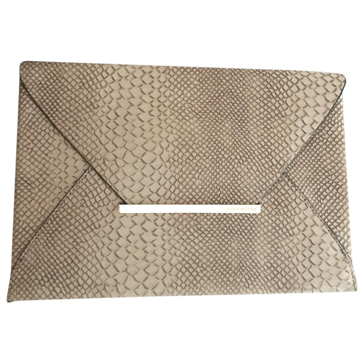 Bcbg Max Azria \N Brown Clutch bag for Women \N