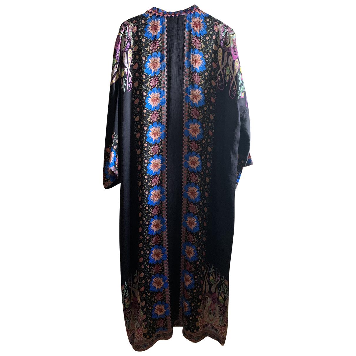 Maxi vestido de Seda Etro