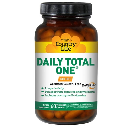 QM1 called Daily Total One A Day 60 Vcaps by Country Life