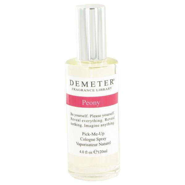 Peony - Demeter Eau de Cologne Spray 120 ML