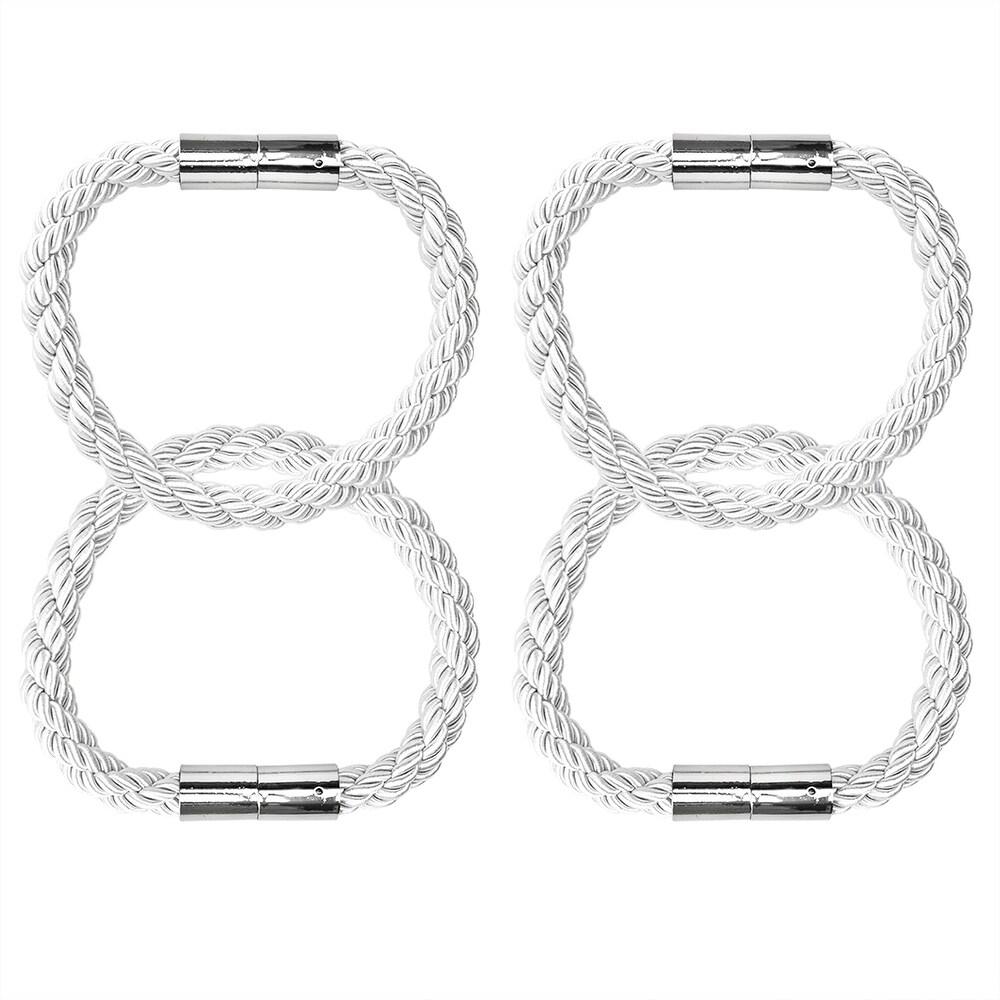4pcs Magnetic Curtain Tieback 21.7