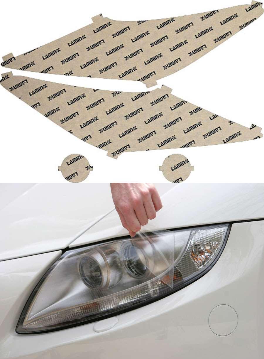 Acura ZDX 10-13 Clear Headlight Covers Lamin-X AC021CL