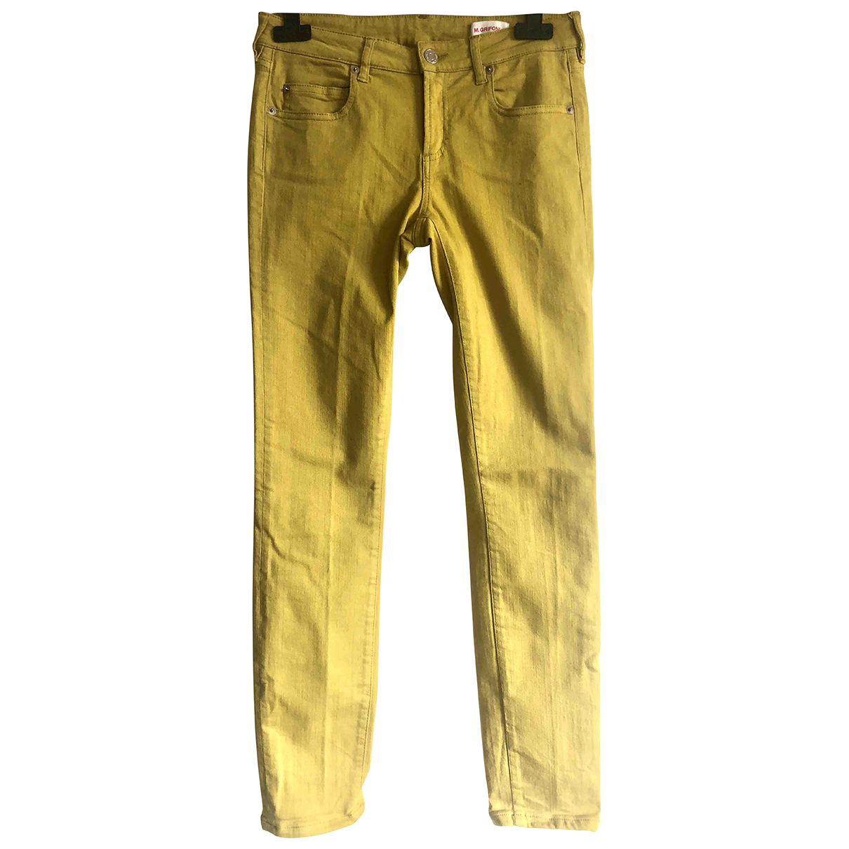 Mauro Grifoni N Cotton - elasthane Jeans for Women 27 US