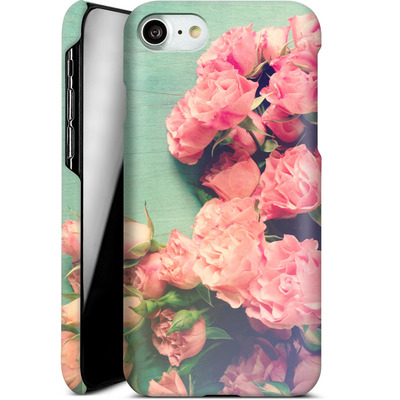 Apple iPhone 8 Smartphone Huelle - Garden Party von Joy StClaire