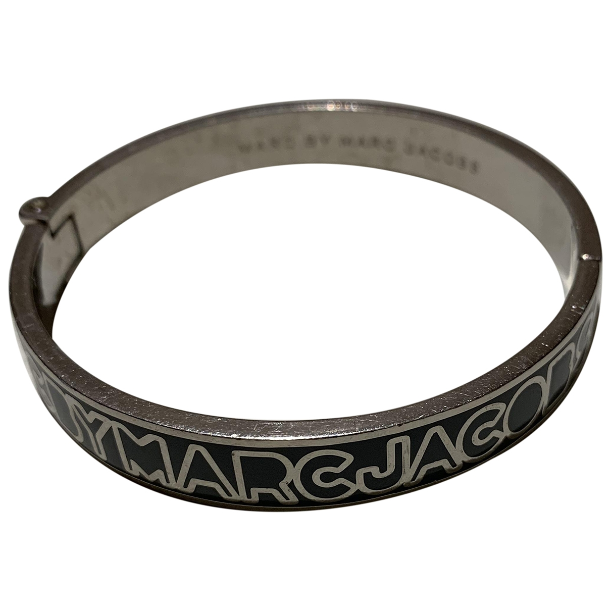 Marc By Marc Jacobs \N Armband in  Silber Stahl