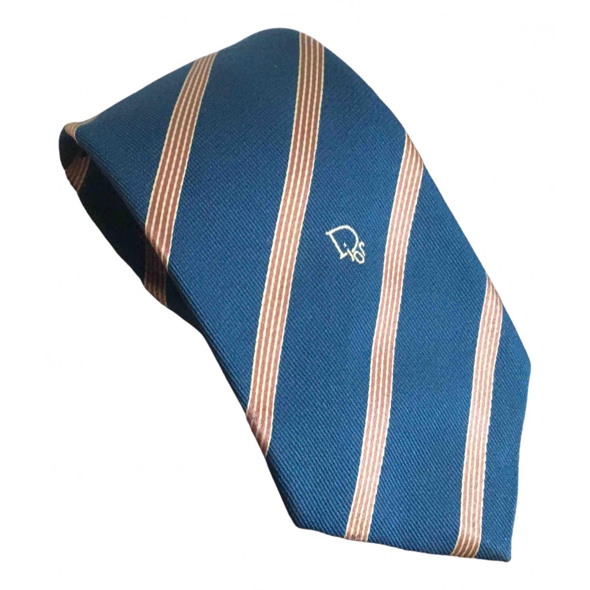 Christian Dior N Blue Ties for Men N