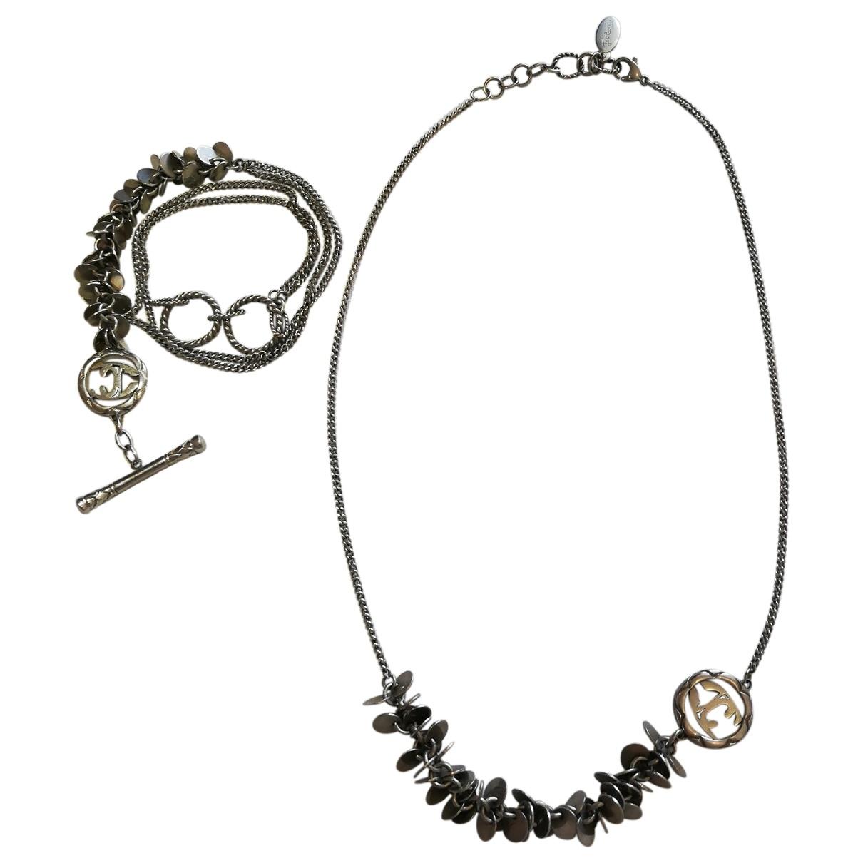 Just Cavalli \N Silver Metal Jewellery set for Women \N