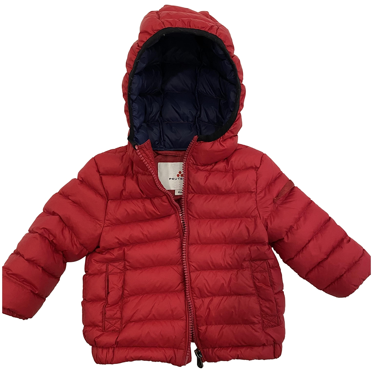 Peuterey \N Red jacket & coat for Kids 6 months - until 26.5 inches UK