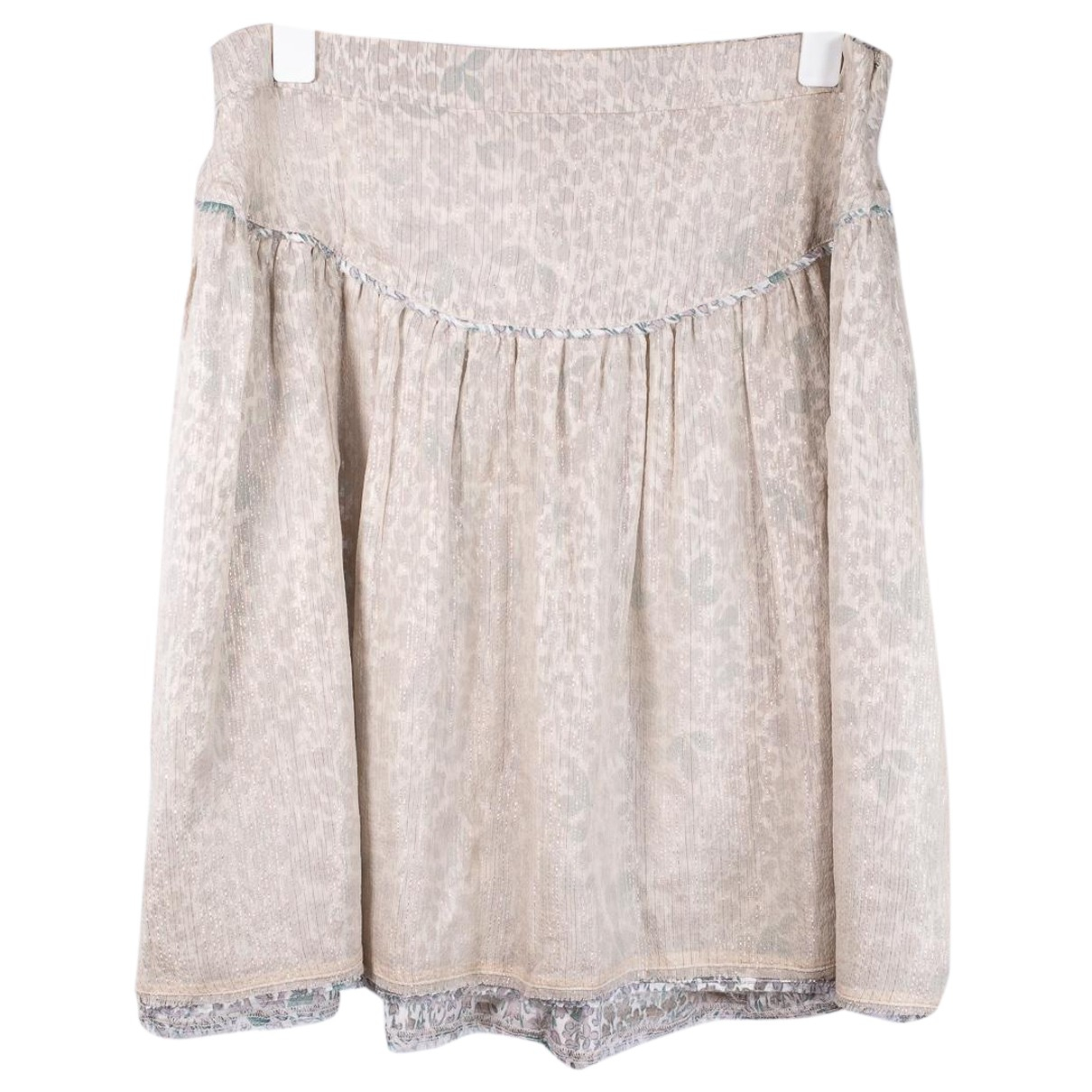 Mini falda de Seda Zadig & Voltaire